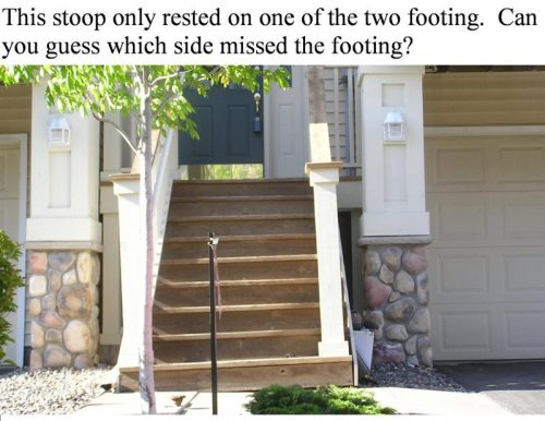 settled stairway