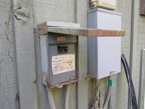 Circuit Breaker AC Disconnect