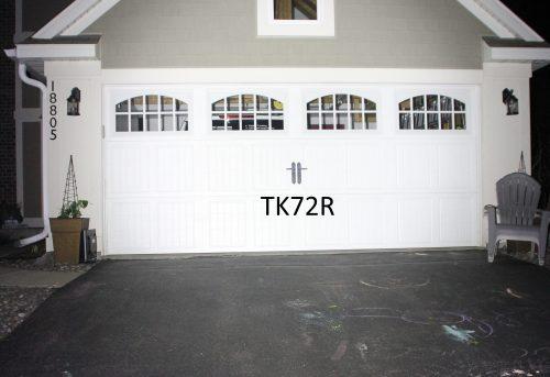 TK72R light output