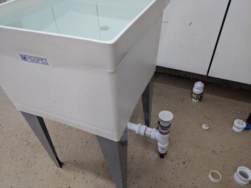 Air admittance valve testing