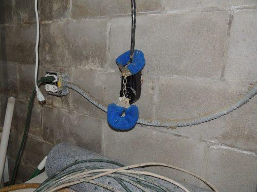 properly bonded outlet