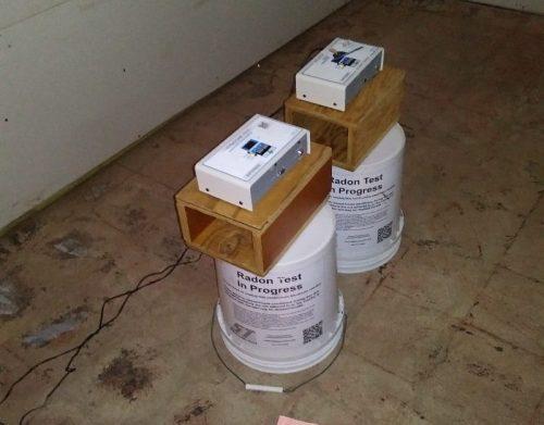Duplicate Radon Test
