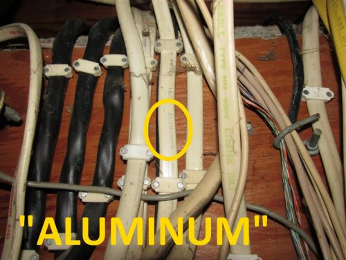 aluminum nm cable 4