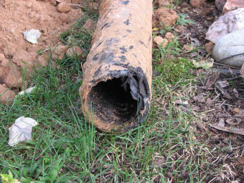 Orangeburg Pipe