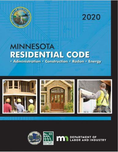 Minnesota Residential Code