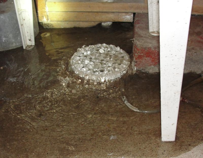 Why Does My Floor Drain Back Up, How Do I Unclog My Basement Drain