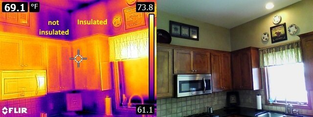 Infrared insulated vs uninsulated walls.jpg