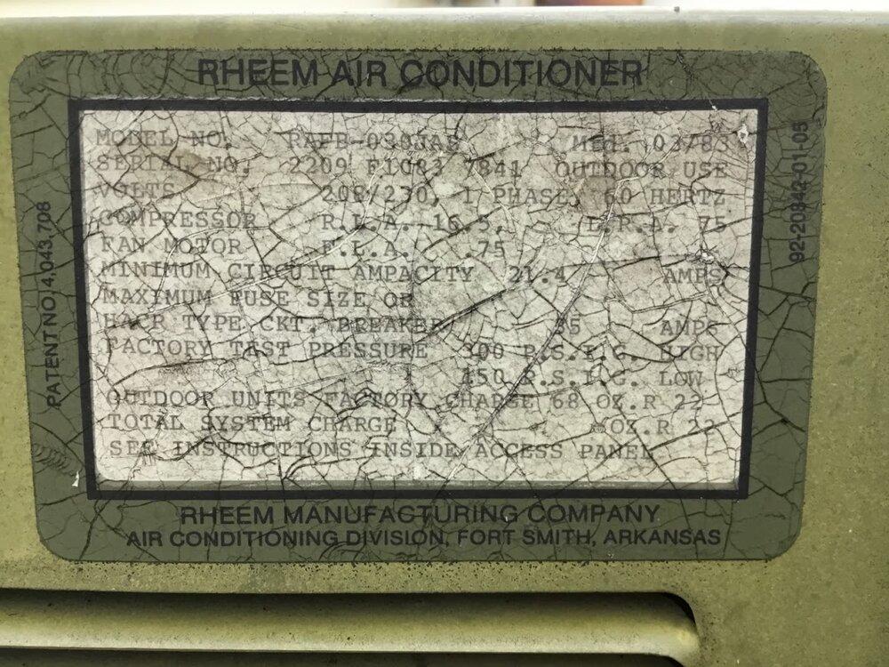 Old AC label.JPG