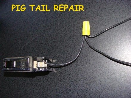 Pig Tail repair