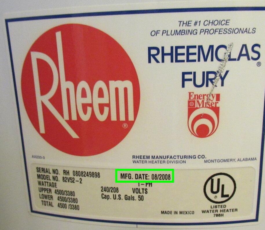 Rheem water heater.JPG