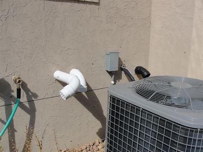 HVAC - wrong vent terminals