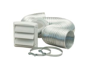 Semi-Rigid Metal Duct