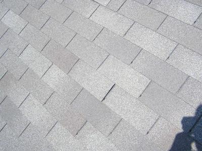 Clean roof at a Burnsville townhouse