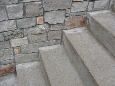ACMV - too close to concrete