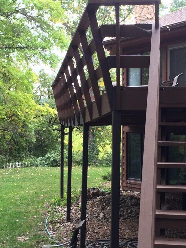 Bowed Deck