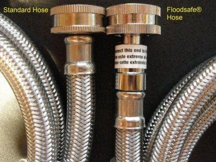 Floodsafe hose