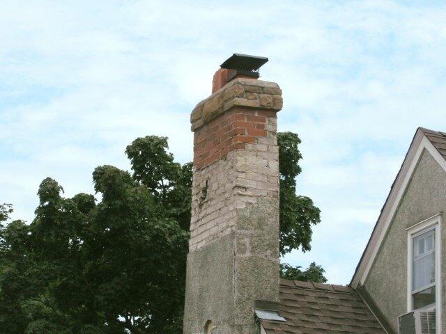 Neapolitan chimney