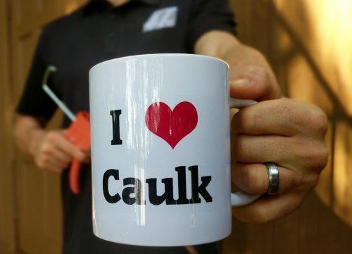 I Love Caulk