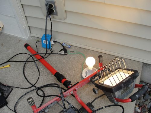 Dimmer Experiment